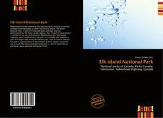 Capa do livro de Elk Island National Park