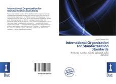 Bookcover of International Organization for Standardization Standards