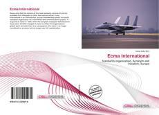 Bookcover of Ecma International