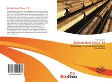 Capa do livro de British Rail Class 73