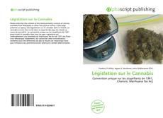 Capa do livro de Législation sur le Cannabis