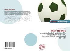 Bookcover of Khary Stockton