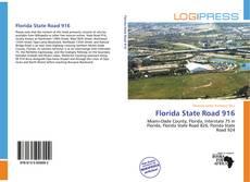 Обложка Florida State Road 916