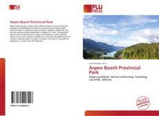Обложка Aspen Beach Provincial Park
