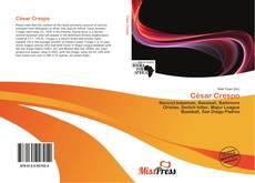 Capa do livro de César Crespo