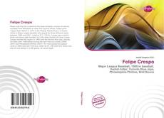 Bookcover of Felipe Crespo