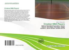 Capa do livro de Croatian NBA Players