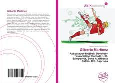 Bookcover of Gilberto Martínez