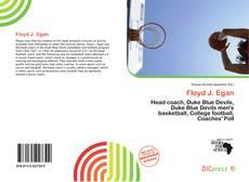 Floyd J. Egan的封面