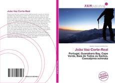 Portada del libro de João Vaz Corte-Real