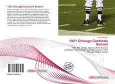 Portada del libro de 1921 Chicago Cardinals Season