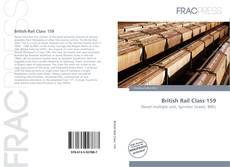 Portada del libro de British Rail Class 159