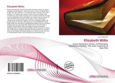 Bookcover of Elizabeth Willis