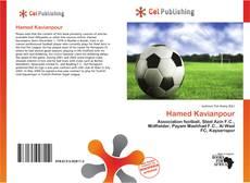 Hamed Kavianpour kitap kapağı