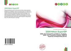 Portada del libro de 2009 Nikon SuperGP