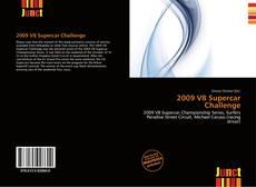 Capa do livro de 2009 V8 Supercar Challenge