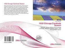 Capa do livro de 1932 Chicago Cardinals Season