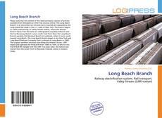 Borítókép a  Long Beach Branch - hoz