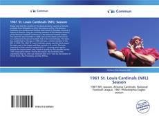 Capa do livro de 1961 St. Louis Cardinals (NFL) Season