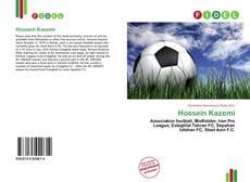 Hossein Kazemi kitap kapağı
