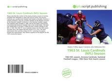 Copertina di 1963 St. Louis Cardinals (NFL) Season