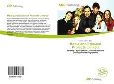 Media and Editorial Projects Limited的封面