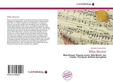Bookcover of Mike Brewer