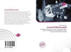 Portada del libro de Laurent Brancowitz