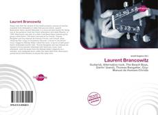 Обложка Laurent Brancowitz