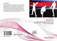 Buchcover von José Cruz