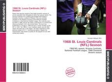 Copertina di 1968 St. Louis Cardinals (NFL) Season