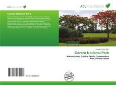 Bookcover of Carara National Park