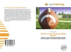 Copertina di 1970 St. Louis Cardinals (NFL) Season
