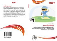 Capa do livro de Al Cuccinello