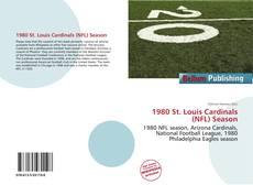 Borítókép a  1980 St. Louis Cardinals (NFL) Season - hoz