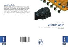 Bookcover of Jonathan Butler