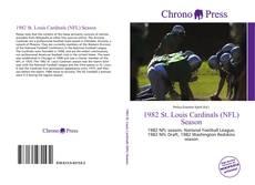Capa do livro de 1982 St. Louis Cardinals (NFL) Season