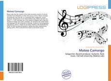 Bookcover of Mateo Camargo