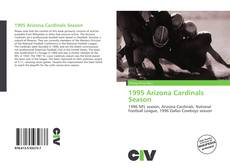 Capa do livro de 1995 Arizona Cardinals Season