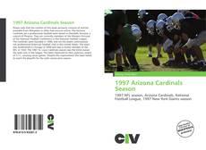 Portada del libro de 1997 Arizona Cardinals Season