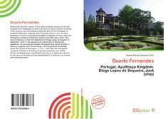 Buchcover von Duarte Fernandes