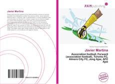 Buchcover von Javier Martina