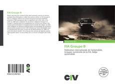 Bookcover of FIA Groupe B