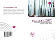 Capa do livro de El Leoncito National Park
