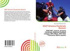 Capa do livro de 2007 Arizona Cardinals Season