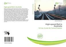 Обложка High-speed Rail in Australia