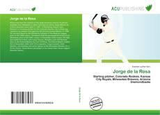 Capa do livro de Jorge de la Rosa