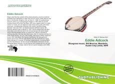 Eddie Adcock kitap kapağı