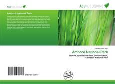 Bookcover of Amboró National Park