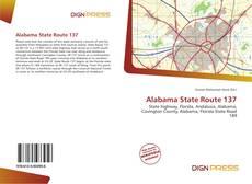Обложка Alabama State Route 137